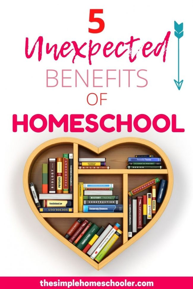 I was hoping there would be some positive changes when we decided to quit public school and start homeschooling, but I did not expect to experience these 5 amazing benefits! Let me show you how learning at home can benefit your children and families more than you can imagine!