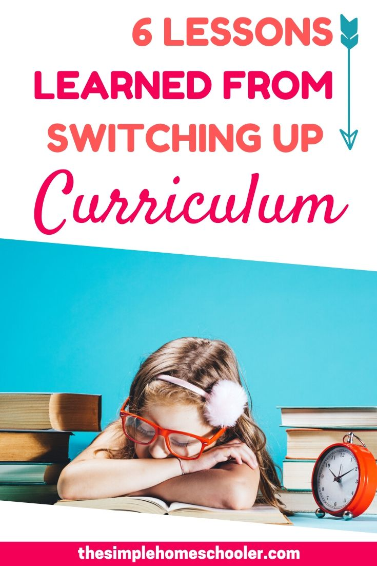 6 lessons learned from switching curriculums mid year