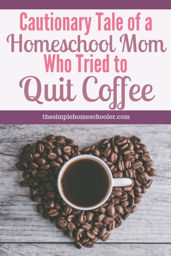 Interested in quitting coffee? Think it might save you some money, time, and help you sleep better...you might want to think again. Laugh and learn from my mistakes in trying to kick the caffeine habit!