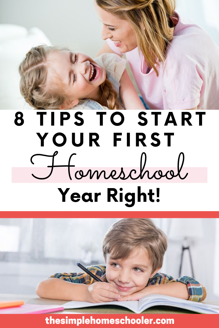 Are you a beginner looking for some homeschool help? These 8 moms - with over 50 years of experience between them! - offer their best tips and solutions to help you with teaching your children at home.