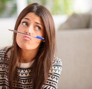introverted homeschool mom thinking