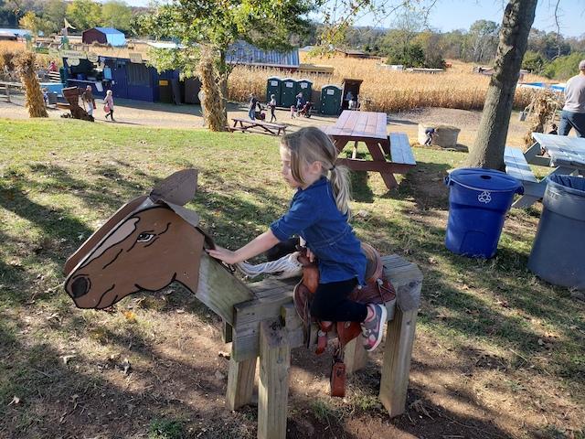 homeschool kid on a field trip