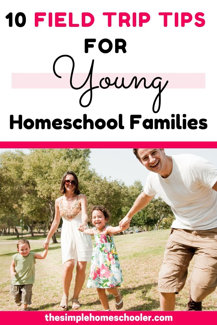 10 Field Trip Tips for Young Homeschool Families