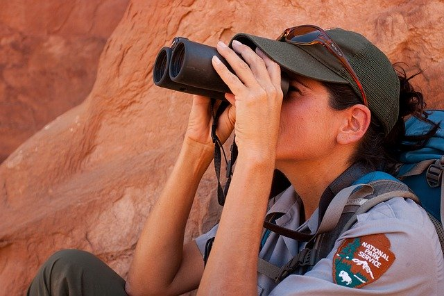 Free field trip idea - hike with park ranger