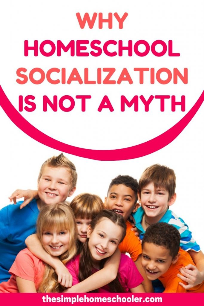Homeschool socialization has largely been debunked as a myth. But is it? I used to think it was a nonissue. Read more to find out what changed my mind and what I'm doing about it.
