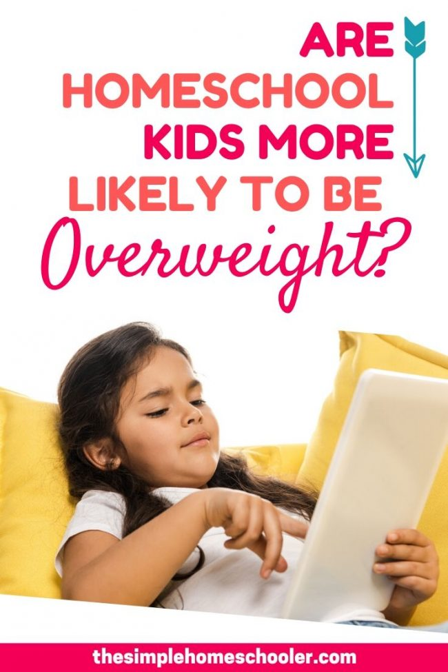 Are homeschoolers or public schoolers more likely to be overweight and unhealthy? A study has the surprising answer that stumped researchers and it was featured in Obesity magazine.