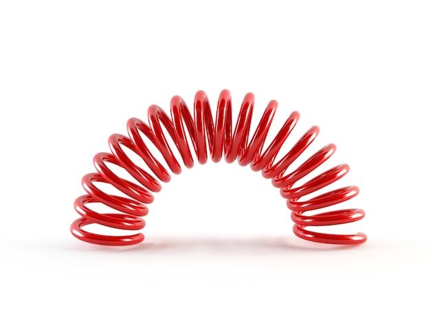 flexible spring
