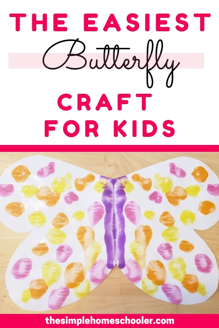 Easy Butterfly Craft for Kids: Simple and Fun!