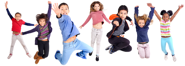 Homeschool P.E. Kids
