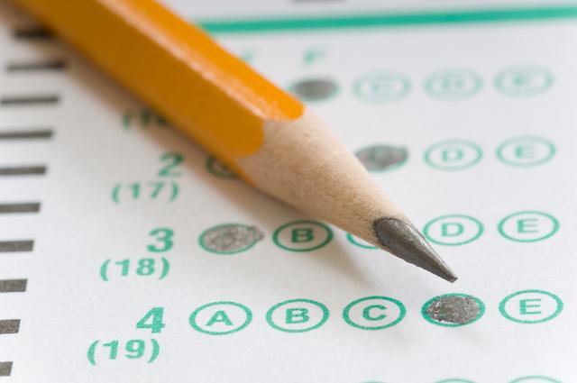 standardized test for a homeschooler