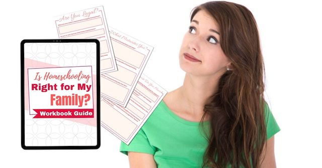 Workbook Guide to Help parents make a decision about homeschooling