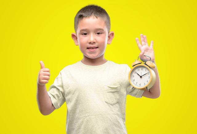 Happy homeschool kid done before online school