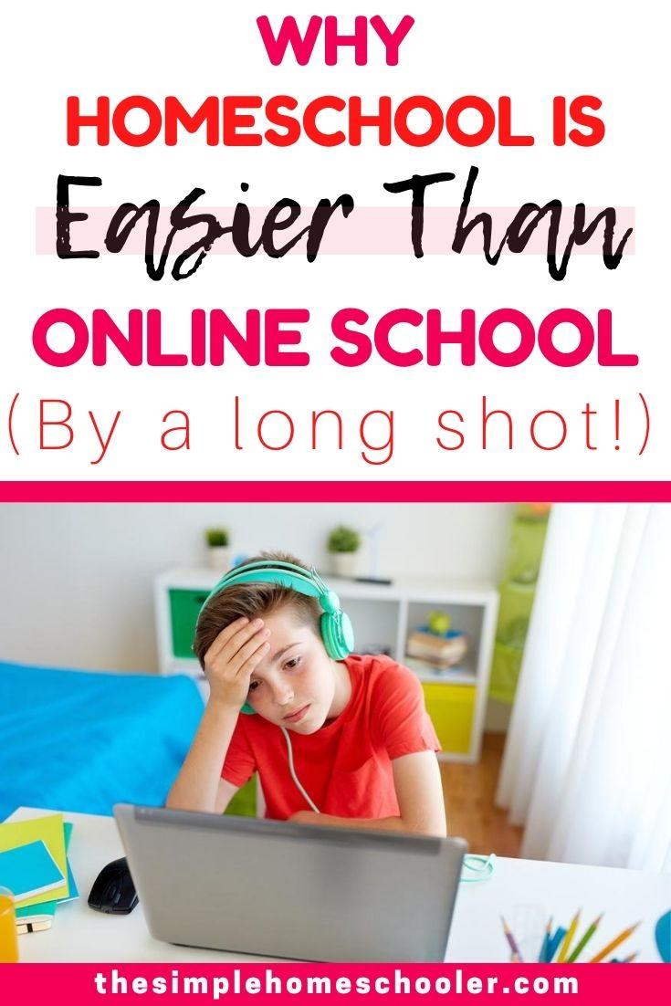 Homeschool Vs. Online School: Which is Better?