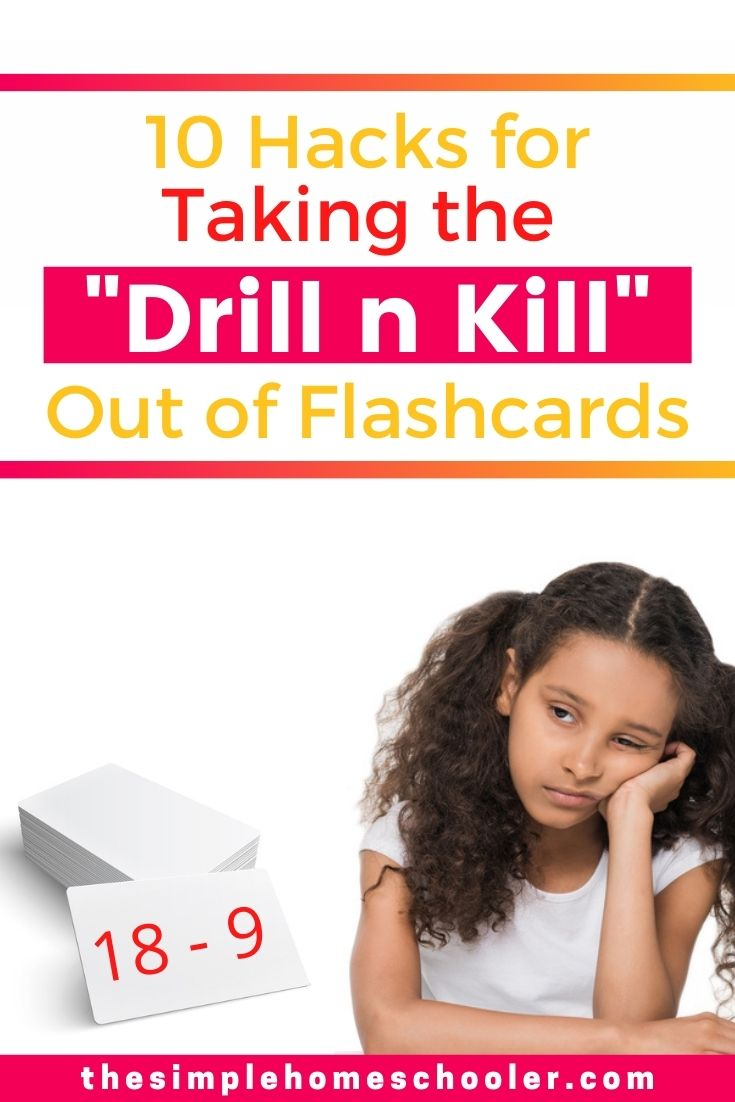 How to Make Flash Cards Fun for Kids! Really!