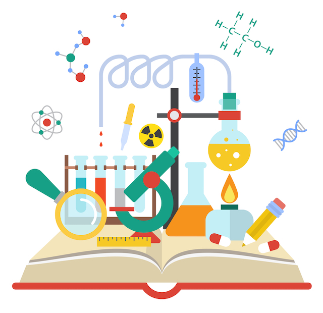 College Prep Science review materials