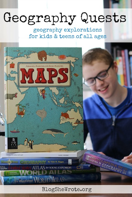 Free Geography resource for homeschoolers