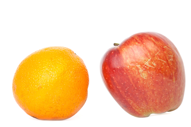 regret comparing homeschools like apples and oranges