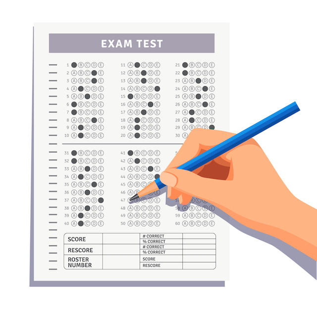 standardized test for homeschoolers