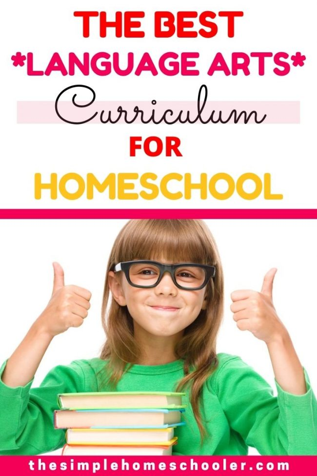 Looking for a solid Language Arts curriculum for your homeschool? Check out this complete and thorough review of our favorite language arts curriculum for elementary level - BJU English!