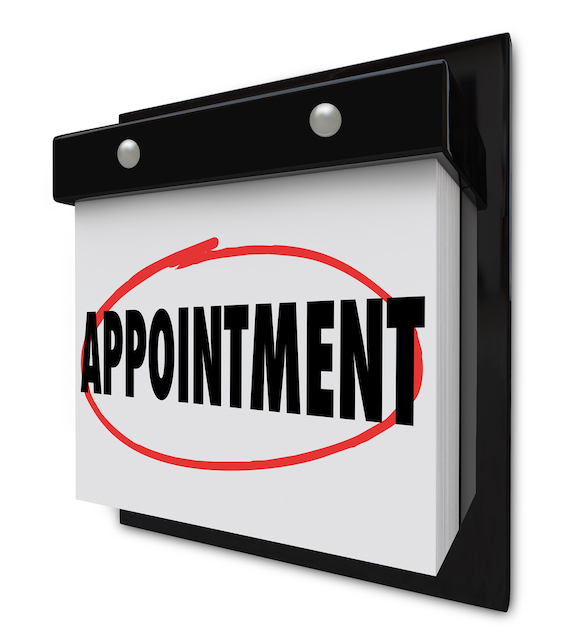 Appointment Day Reminder